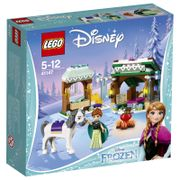 Lego Disney Princess: Annas Snow Adventure Take a break with Anna and her horse on their journey!Disney Anna and her horse are on their way to the North Mountain and need to stop for a rest! Lead the horse to his trough for a feed then sit wit http://www.MightGet.com/march-2017-1/lego-disney-princess-annas-snow-adventure.asp