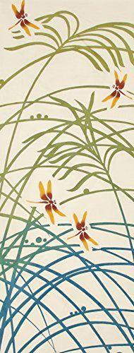 PRAIRIEDOG WAFUKA Tenugui Autumn Situation Dragonfly in Silver Grass Insect Art, Tis The Season, Japanese Art, Things To Buy, Towel, Miniatures, Seasons, Traditional, Buy Stuff