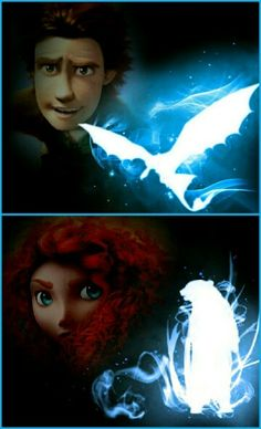 """""""Mericcup: hiccup + merida"""" What?!?!!?"""