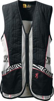 Browning® Women's Safari-Print Shooting Vest