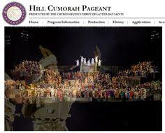 Hill Cumorah Pageant: http://www.hillcumorah.org/Pageant/