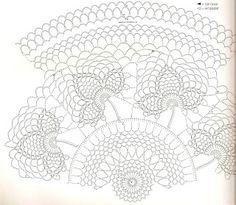 Crochet Knitting Handicraft: pillow