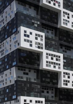 "Ombú: ""Bumps"" Housing complex Beijing, China By SAKO..."