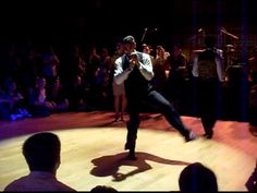 Swing'In Paris Festival '12 - Solos Ksenia, Juan, Max & Sharon. Now this is some really neat solo jazz