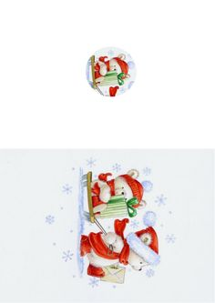 Christmas Card Christmas Stickers, Christmas Cards, Xmas, 3d Cards, Your Cards, All Things Christmas, Christmas Themes, Envelopes, Printable Cards