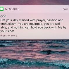 Morning Messages for Monday ~ Spiritual Inspiration