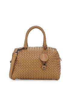 2de04e0216 Bottega Veneta Olimpia Medium Napa Leather Shoulder Camel  289.00 Luxury  Handbags