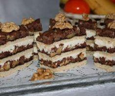 Ciasto orzechowe z kremem Tiramisu, Cooking Recipes, Ethnic Recipes, Food, Kitchen, Cooking, Eten, Tiramisu Cake, Cucina