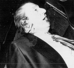 Paul Castellano Murder Scene | Contains photos of actual murder and death, please view responsibly.