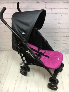 Meet Nitro. A handy travel mate designed and engineered to keep up with your child from birth onwards. Ready to roll with it gives you everything you need to keep you and your little one strolling with ease. | eBay! Ready To Roll, Baby Strollers, Birth, Meet, Children, Pink, Travel, Ebay, Design