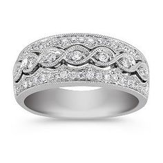 3/8 ct. t.w. Round Diamond Ring