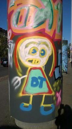 Street ART @ Kamppi