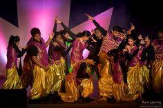Dance show in Chennai, India
