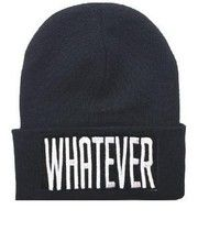 I think you'll like new whatever hats for women winter ski hat mens hats hip-hop caps Beanie Knitted. Add it to your wishlist!  http://www.wish.com/c/53f594241c105e029ed318a1