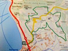 Trekking in Lake Garda: a From Bardolino; San Rocco, Lake Garda, Northern Italy, Slow Food, Trekking, Walks, Bike, Travel, Bicycle