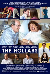 My review of The Hollars  http://cwatlanta.cbslocal.com/2016/09/16/the-hollars-movie-review/