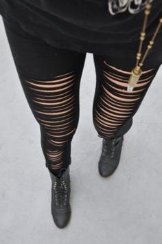 leggings-rasgados