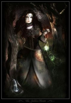 Hecate - Greek Goddess of Magic and Sorcery