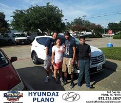 Happy Birthday to Sandra Davila from Lamar Rogers and everyone at Huffines Hyundai Plano! #BDay
