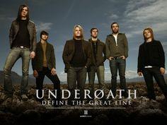 Underoath - levels