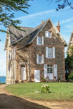 villa en granit Perros-Guirec côtes d'armor Bretagne