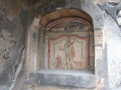 Corpus of the Lararia of Pompeii. Rome: MAAR 14. (p.37, no.108, Pl. 8,1). V.2.h Pompeii.