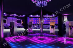 Terrific Free LED DANCE FLOOR RETRO 16 High Power Pixels per sq. meter Popular In the many decades, we've used on the dance floors of this world, we have skilled some circumst