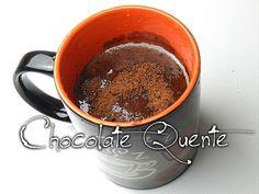Pricity: Chocolate Quente com Brigadeiro.