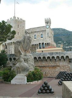 Castle Grimaldi  Cote d Azur, France.
