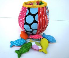 Fish Bowl Matching Game Tutorial   So You Think You're Crafty