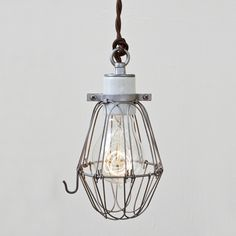 Basic Wire Bulb Cage