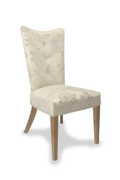 http://www.bonsoni.com/ruto-fleur-cream-chair-pair-by-sherman  Ruto Fleur Cream Chair (Pair) by Sherman is An incredibly elegant chair with a statement buttoned back in a fine floral jacquard fabric.  http://www.bonsoni.com/ruto-fleur-cream-chair-pair-by-sherman