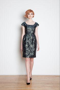 Barbara Tfank Fall 2012 Ready-to-Wear