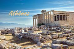 Partez à la découverte de l'Histoire de la Grèce Antique et découvrez Athènes !