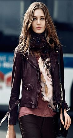 women outfits 2014 | Womens fashion 2014. Not unusual, but definitely on trend and beautiful.