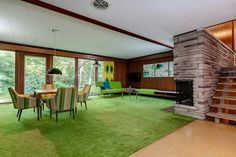Stunning mid-century modern Toronto time capsule house by architect Gardiner Cowan - Retro Renovation
