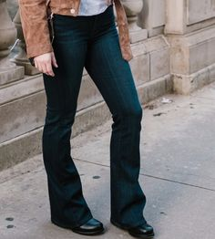 dc45f912160b Women s High Rise Bell Canyon Jean in Ellora at My Boring Closet Store