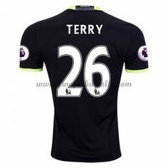 Jalkapallo Pelipaidat Chelsea 2016-17 Terry 26 Vieraspaita