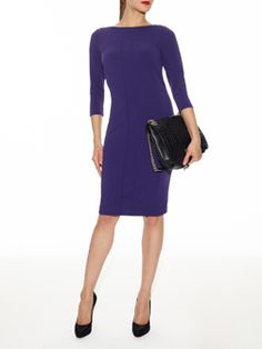 Perfect dress for the office and a transitional piece for day to night! #Doncaster