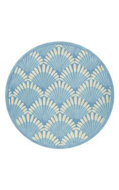The American Home Rug Company Beach Shells Nouveau Light Blue Rug | Contemporary Rugs #RugsUSA