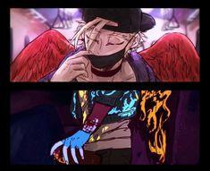 My Hero Academia Manga, Boku No Hero Academia, Kakashi, Diabolik Lovers, Killua, Ship Art, Kawaii Anime, The Man, Memes