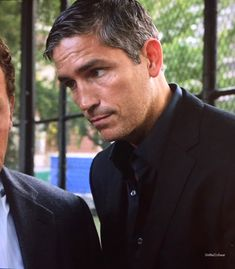 Person Of Interest Jim Caviezel, Michael Emerson — detective-rileynypd: One person acting alone...