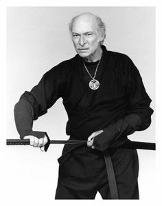 The Master, a.k.a. The Master Ninja, starring Lee Van Cleef