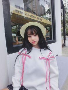 Kawaii Cute Colorful lolita cartoon fantasy Lady GAGA barbie Long Sleeve Shirt #OwnBrand #Shirt