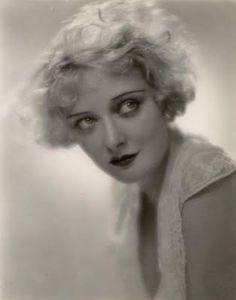 Noir and Chick Flicks: Silent Film Star: Mary Nolan.
