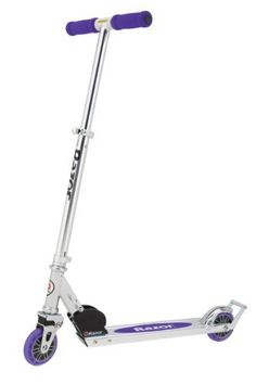 Razor A2 Kick Scooter Purple by Razor >>> Read more reviews of the product by visiting the link on the image.