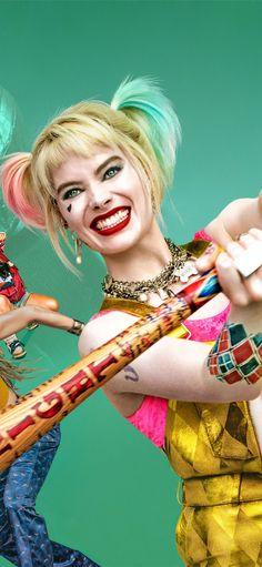 birds of prey new poster Bad Girl Wallpaper, Actress Margot Robbie, Iron Man Art, Margot Robbie Harley Quinn, Joker Images, Harley Quinn Comic, Amazon Prime Video, Superhero Movies, New Poster