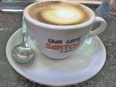 Koffie drinken in ROME   Lekker