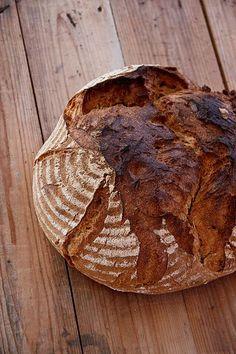 Cranzahler Sauerteigruchbrot - Plötzblog - Selbst gutes Brot backen Foodblogger, Delish, Good Food, Lutz Geißler, Bread, Baking, Recipes, Muffins, Pizza