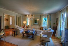 Let the charm of interior design living room dominate your house